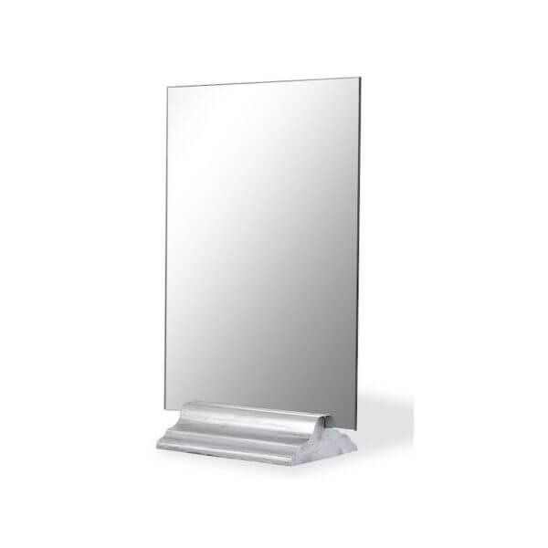 Specchio da tavolo bifacciale hollywood arredamento - Specchio da appoggio ...