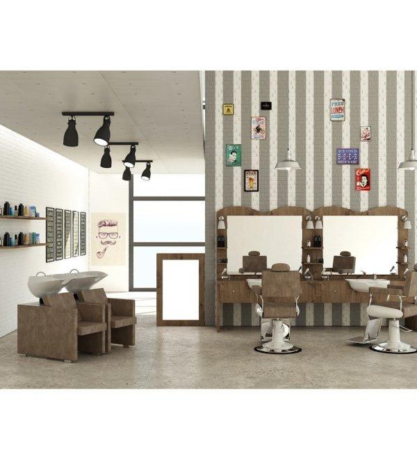 arredamento barbieri salone completo barber Goya Vezzosi