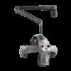 Classico, semplice ed intuitivo il pannello comandi analogico che completa un apparecchio efficace ed affidabile.
