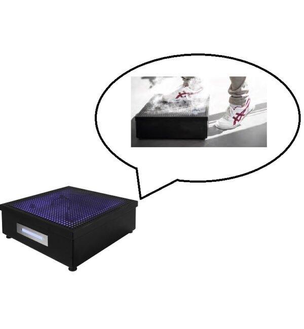 KUBETTO sanificazione scarpe per negozi e saloni