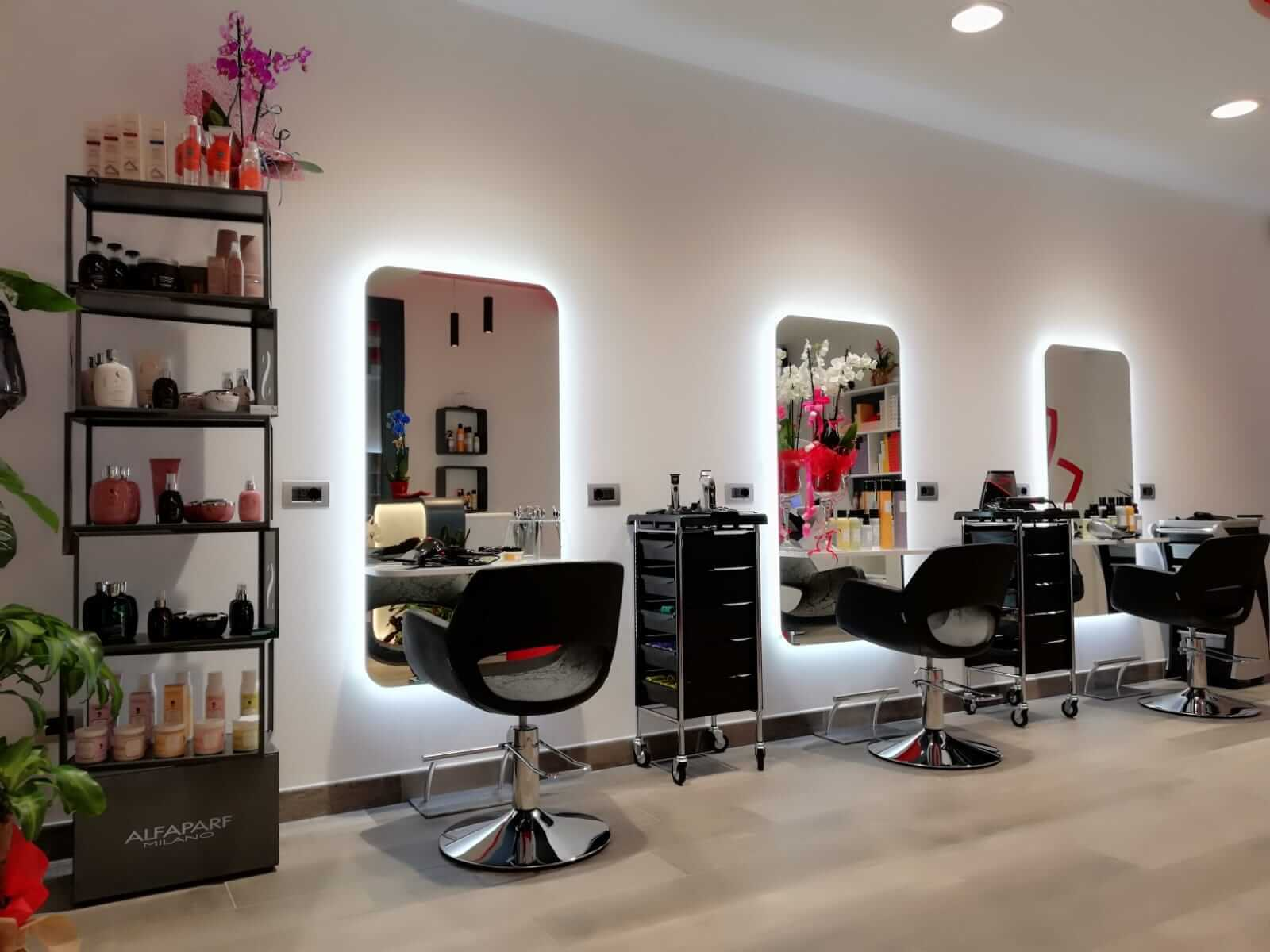 poltrona per parrucchieri in offerta